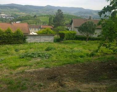 Vente Terrain 940m² Genilac (42800) - photo