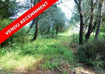 Vente Terrain 1 592m² TALMONT-SAINT-HILAIRE - Photo 1