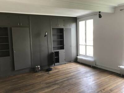 Location Appartement 2 pièces 47m² Paris 17 (75017) - photo