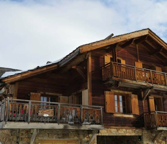 Sale House 10 rooms 185m² Alpe D'Huez (38750) - photo