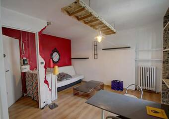 Sale Apartment 1 room 21m² Grenoble (38100) - photo