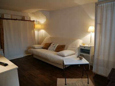 Location Appartement 1 pièce 22m² Soorts-Hossegor (40150) - photo
