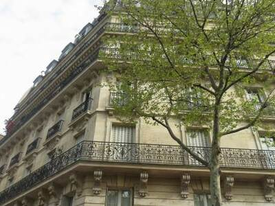 Vente Appartement 3 pièces 64m² Paris 17 (75017) - photo