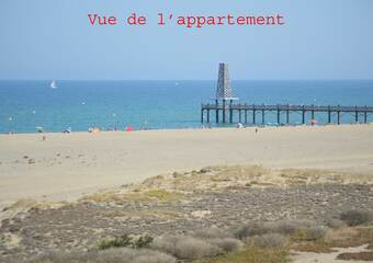 Vente Appartement 2 pièces 22m² Port Leucate (11370) - Photo 1