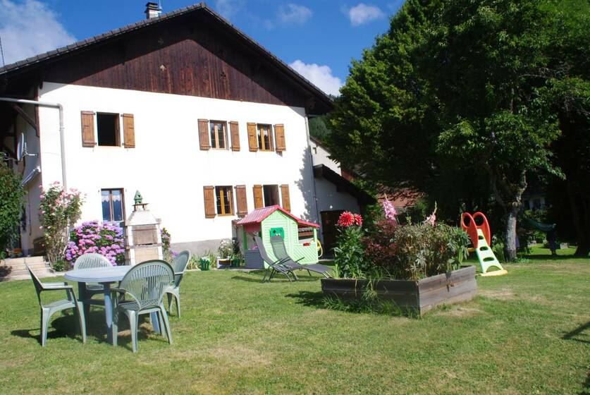 Vente Maison 6 pièces 190m² Boëge (74420) - photo