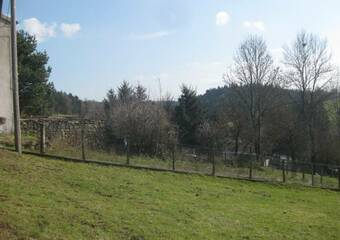 Vente Terrain 674m² Saint-Just-Malmont (43240) - Photo 1
