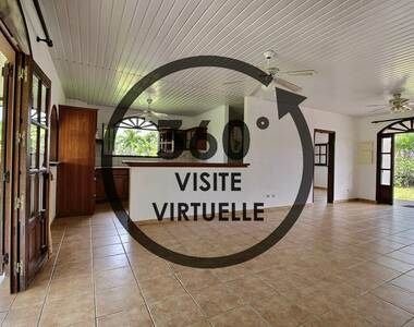 Vente Maison 5 pièces 120m² Remire-Montjoly (97354) - photo