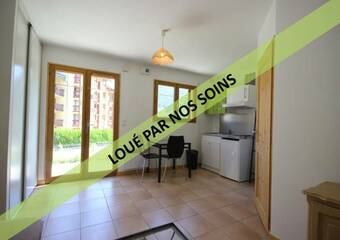 Location Appartement 1 pièce 20m² Bourg-Saint-Maurice (73700) - Photo 1