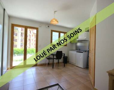 Location Appartement 1 pièce 20m² Bourg-Saint-Maurice (73700) - photo