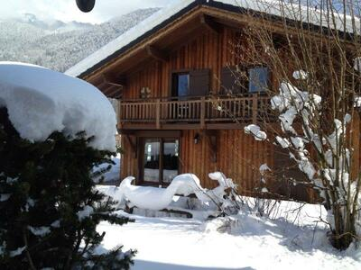 Chalet 7 sleeps Samoëns (74340) - Photo 2