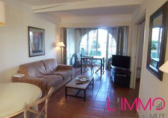 Vente Appartement 2 pièces 45m² La Motte (83920) - photo