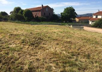 Vente Terrain 683m² Le Puy-en-Velay (43000) - photo