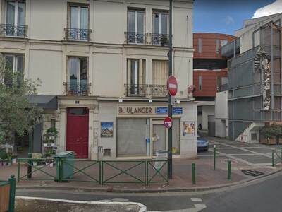 Location Local commercial 5 pièces 63m² Malakoff (92240) - Photo 1