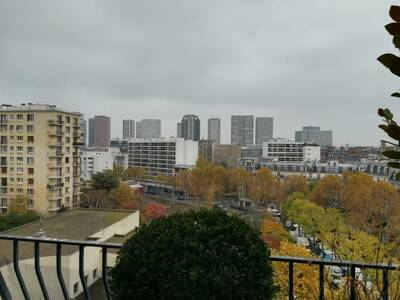 Location Appartement 1 pièce 41m² Paris 16 (75016) - photo