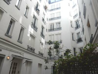 Vente Appartement 2 pièces 28m² Paris 15 (75015) - photo