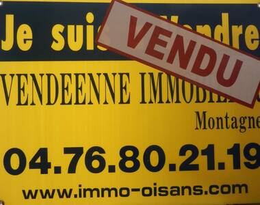 Sale Apartment 1 room 21m² Oz en Oisans (38114) - photo