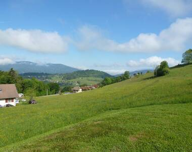 Vente Terrain 683m² Bogève (74250) - photo