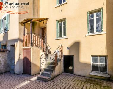 Vente Maison 6 pièces 140m² Tarare (69170) - photo
