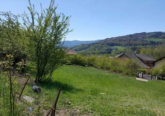 Vente Terrain 1 200m² Fillinges (74250) - photo