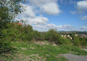 Vente Terrain 760m² Le Puy-en-Velay (43000) - photo