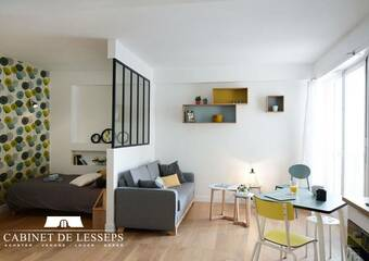 Vente Appartement 1 pièce 34m² Tours (37100) - photo