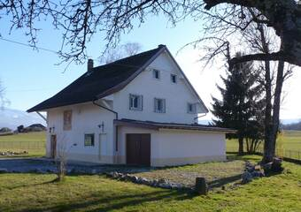 Vente Maison / Chalet / Ferme 7 pièces 140m² Scientrier (74930) - photo