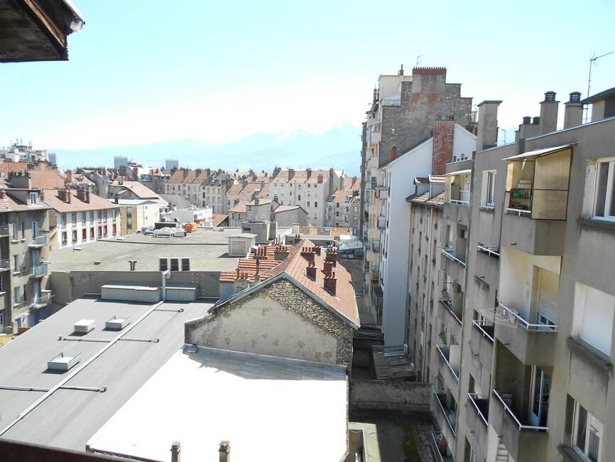 Location appartement 1 pi ce grenoble 38000 129545 for Location appartement design grenoble