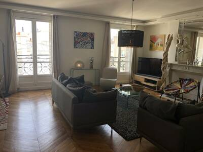 Location Appartement 4 pièces 134m² Paris 17 (75017) - photo