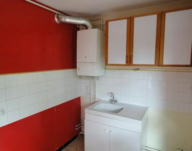 Renting Apartment 1 room 29m² Échirolles (38130) - photo
