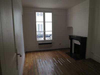 Vente Appartement 3 pièces 41m² Paris 17 (75017) - photo
