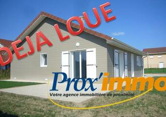 Location Maison 4 pièces 97m² Les Abrets (38490) - photo