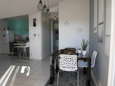 Vente Appartement 3 pièces 53m² BENESSE MAREMNE - photo