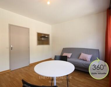 Renting Apartment 1 room 24m² Bourg-Saint-Maurice (73700) - photo
