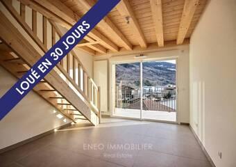 Location Appartement 2 pièces 45m² Bourg-Saint-Maurice (73700) - Photo 1