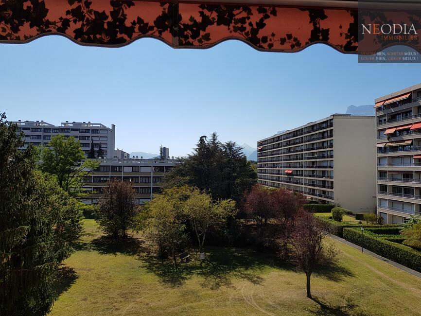 Vente Appartement 4 pièces 86m² Échirolles (38130) - photo