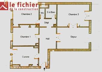 Vente Appartement 5 pièces 92m² Grenoble (38000) - Photo 1
