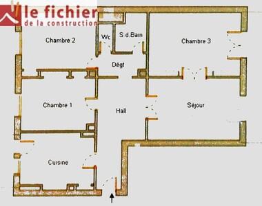 Vente Appartement 5 pièces 92m² Grenoble (38000) - photo