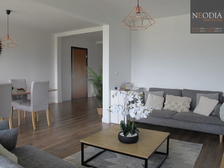 Vente Appartement 111m² Grenoble (38100) - photo
