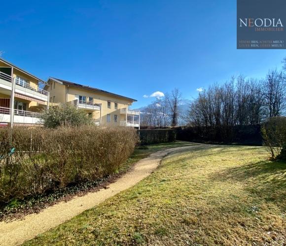 Vente Appartement 3 pièces 68m² Saint-Nazaire-les-Eymes (38330) - photo