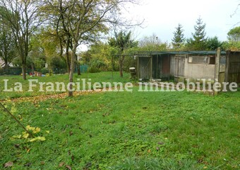 Vente Terrain 516m² Meaux (77100) - Photo 1