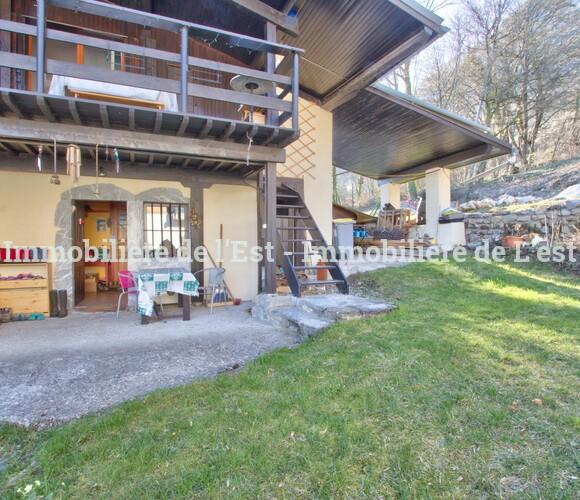 Vente Maison 4 pièces 112m² Montailleur (73460) - photo