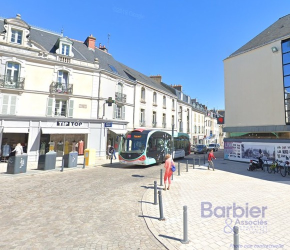 Location Local commercial 60m² Vannes (56000) - photo
