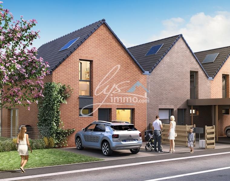 Vente Maison 4 pièces 85m² Valenciennes (59300) - photo