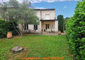 Vente Maison 4 pièces 110m² Le Teil (07400) - Photo 1
