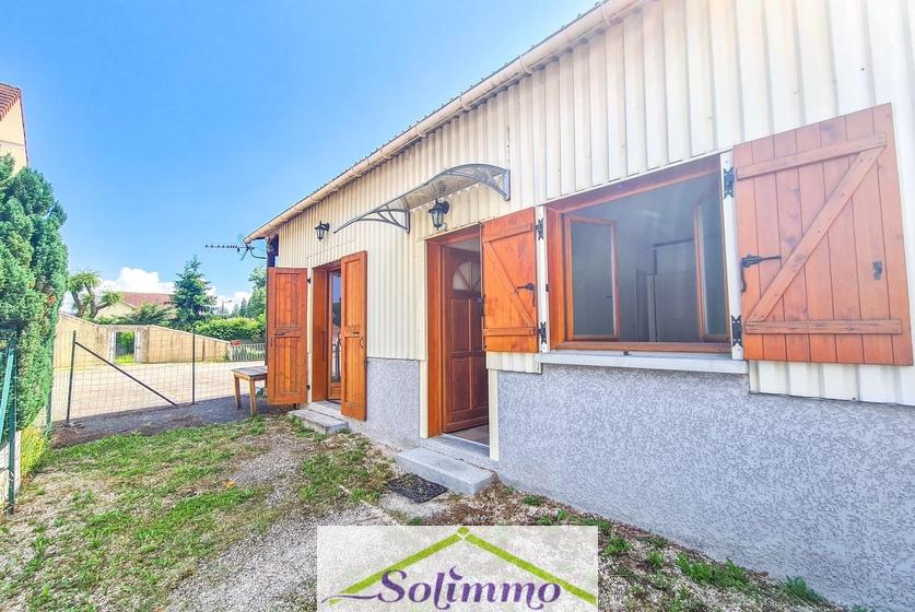 Vente Maison 2 pièces 50m² Les Abrets (38490) - photo
