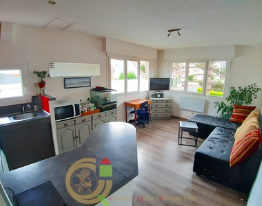 Vente Appartement 2 pièces 37m² Le Touquet-Paris-Plage (62520) - photo
