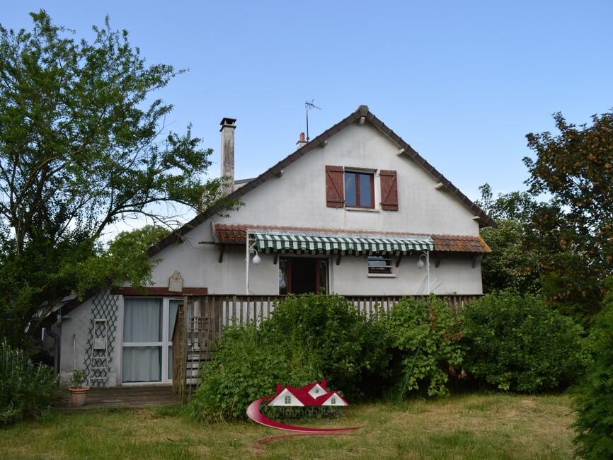 Vente Maison 6 pièces 144m² Houdan (78550) - photo
