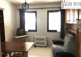 Vente Appartement 1 pièce 19m² Onnion (74490) - photo