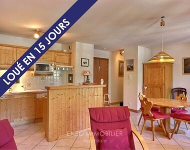 Location Appartement 2 pièces 46m² Bourg-Saint-Maurice (73700) - photo
