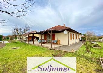 Vente Maison 4 pièces 91m² Aoste (38490) - Photo 1
